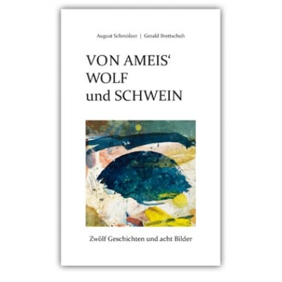 Von Ameis Wolf und Schwein Hintergrund weiss